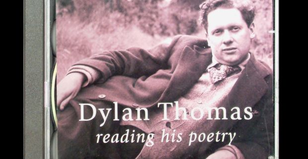 Dylan Thomas reading his own poetry
