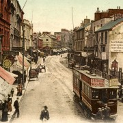 Swansea High Street 1904