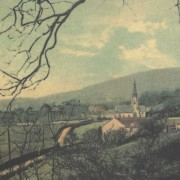 View of Baglan 1906