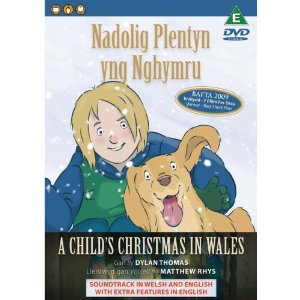 CHild's xmas dvd cover