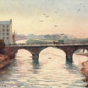 Neath Old Bridge c. 1900