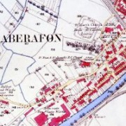 Ordnance Survey Map of Aberavon, 1876