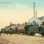 Mumbles Train at Slip